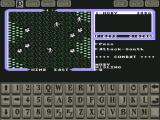 Ultima IV: Quest of the Avatar iPad Combat (landscape orientation)