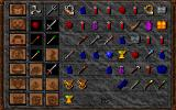ShadowCaster DOS All your forms. You'd better like inventory micromanagement...