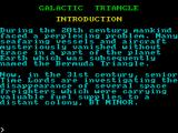 Doctor Goo and the Samorons ZX Spectrum The introduction