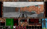 Chemical Warfare DOS The barracks. As with other areas of the game, noticeable effort has been put to make this room look realistic.