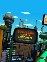 Futurama: Game of Drones iPad Title