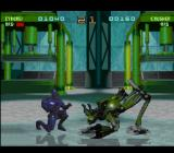 Rise of the Robots SNES Cyborg vs the crusher