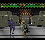 Rise of the Robots SNES Cyborg vs Loader