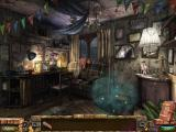 Stray Souls: Dollhouse Story (Collectors Edition) iPad I opened a trap door and, now, it is a hidden object area.