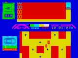 A View to a Kill: The Computer Game ZX Spectrum Be careful not to crash into other cars