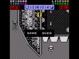 Action Fighter ZX Spectrum If you don't look where you're going this happens
