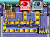 Bomberman Land PlayStation The other mini-game.
