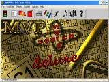 MVP Word Search for Windows Windows The title screen of the registered game