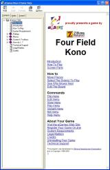 Four Field Kono Windows There is a comprehensive game guide. It is accessed via the menu bar and opens in a new window