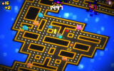 Pac-Man 256 Windows Almost at a freeze power-up that will slow down enemies.