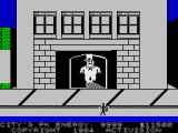 Ghostbusters ZX Spectrum Can you get past the marshmallow man?
