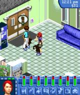 The Sims: Bustin' Out N-Gage Someone's want to talk to me.