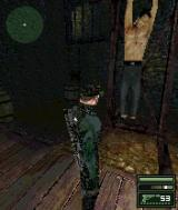 Tom Clancy's Splinter Cell: Chaos Theory N-Gage Cancel that objective - that guy can't be saved, unless you plan to make Frankenstein out of him.