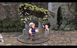 Kingdom Hearts: Unchained χ Android A scene from Snow White