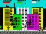 Rampage ZX Spectrum Rampaging another city