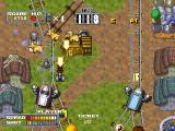TRL: The Rail Loaders PlayStation These animals(?) are harmless.