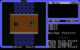 Ultima IV: Quest of the Avatar Windows I tried to cross a bridge and now I have to fight a bridge troll