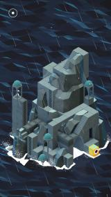 Monument Valley Android Descending into the ocean