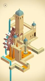 Monument Valley Android Forgotten Shores - minimalistic and beautiful