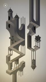 Monument Valley Android Forgotten Shores - here the geometry becomes really twisted