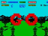 Enduro Racer ZX Spectrum On your marks