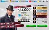 The Blacklist: Conspiracy Android Results for a hidden object scene