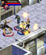 X-Men: Legends N-Gage Some heavy-handed rumble here, totally disorienting in both static and action.