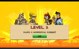 Wonder Zoo: Animal & Dinosaur Rescue Android Level up