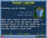 Blake Stone: Aliens of Gold Windows Your mission briefing