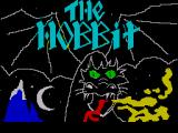 The Hobbit ZX Spectrum Loading screen