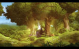 Ori and the Blind Forest: Definitive Edition Windows Ori and Naru in the opening scenes of the game