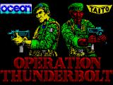 Operation Thunderbolt ZX Spectrum Main Title