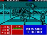 Operation Thunderbolt ZX Spectrum Loads of terrorists