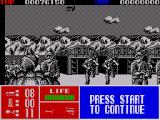 Operation Thunderbolt ZX Spectrum To many enemies so few bullets