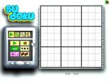 Ultimate Su Doku Windows The menu / game configuration screen