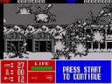 Operation Thunderbolt ZX Spectrum When you reach the end you blow the level up