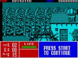 Operation Thunderbolt ZX Spectrum Rescue hostages from the prison camps