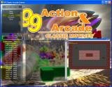 99 Classic Arcade Windows There are ten levels for Tank battle and twenty forTank Duel. Off screen are six shooters. This completes the Arcade section