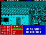 Operation Thunderbolt ZX Spectrum The first boss you come up against doesn't appear till level 4