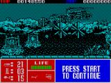 Operation Thunderbolt ZX Spectrum You need to make sure you don't get over powered by helicopters