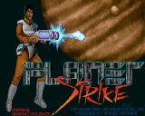 Blake Stone: Planet Strike! Windows Title screen