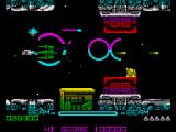 R-Type ZX Spectrum Circle laser power up