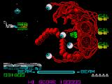 R-Type ZX Spectrum The end of level boss