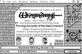 Wizardry: Proving Grounds of the Mad Overlord Macintosh About the Macintosh version