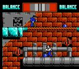 Darkman NES Keep an eye on the balance meter