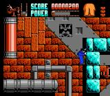 Darkman NES Darkman can scale blue walls