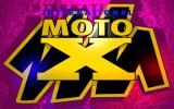 International Moto X DOS Title Screen.