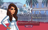 Kim Kardashian: Hollywood Android Title / Loading screen