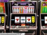 Hoyle Slots & Video Poker Windows The Double Diamond Jackpot $1 machine looks just like the real thing