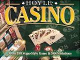 Hoyle Slots & Video Poker Windows On exit the game advertises other Hoyle products, a different screen is shown each time